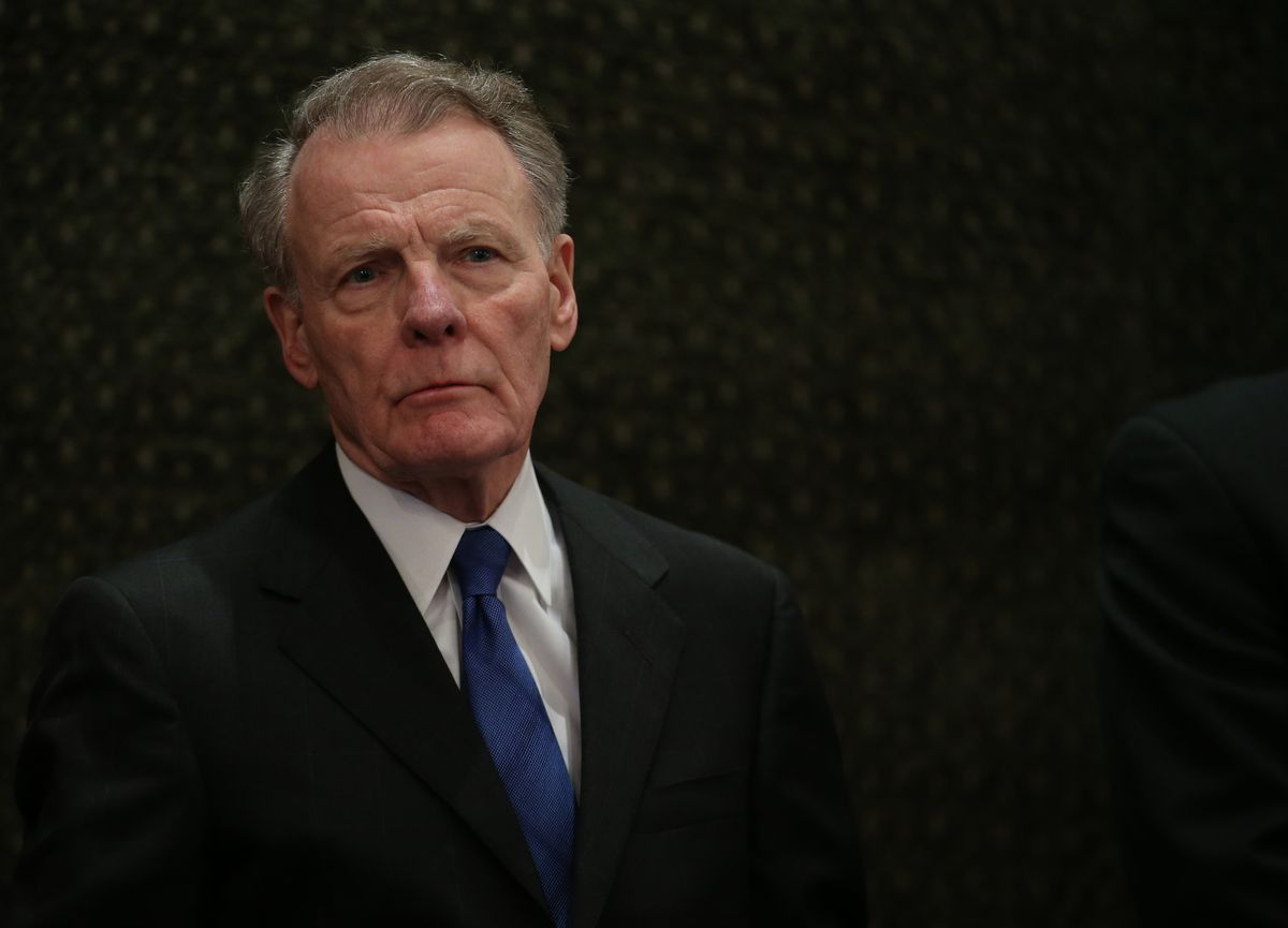 A Devil of a Deal This November with Madigan